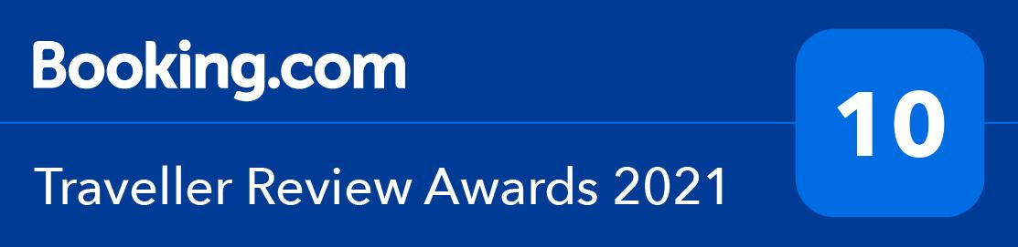 Treveller Review Awards 2021 - 10 points
