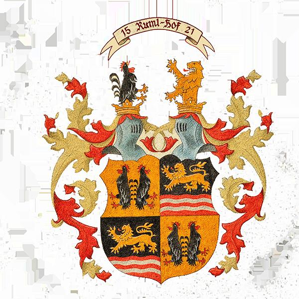 Wappen auf weiss